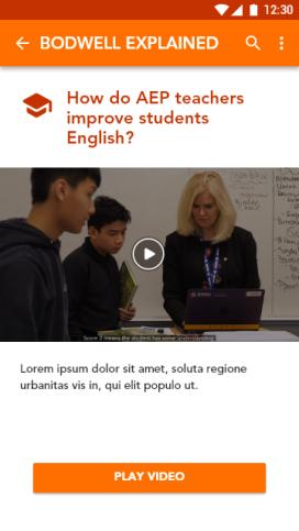 BE Academics Video 2